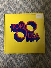 Radio Show TOP 30 USA 7/13/85 BEACH BOYS MADONNA WHAM! SURVIVOR 3 LP Set EX