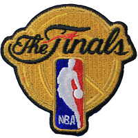 2017 NBA 'THE FINALS' Championship Logo Jersey Patch Cleveland Golden State