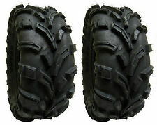 (2) 24x11-12 24-11-12 OTR MAG 440 Rear Tires For Kubota RTV 400 & RTV 500 UTV's