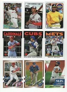 2021 Topps Series 2 Inserts & Parallels - PICK YOUR CARD