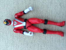 Power rangers RPM action  figure red ranger - see picture