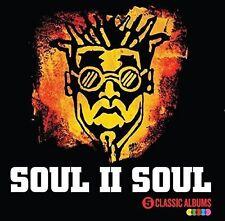 Soul II Soul - 5 Classic Albums [CD]