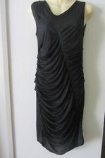 Authentic Hugo Boss black dress, size S,  AUS 8-10, new