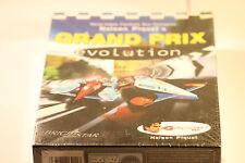 RARE Nelson Piquet Grand Prix Evolution-Racing Big Box Jeu (Pc Jeu) 2000