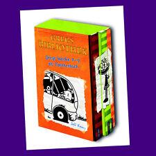 Jeff Kinney - Gregs Tagebuch Band 7 + 8 + 9 im Schuber - Portofrei