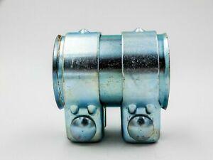 Auspuffverbinder Rohrschelle Doppelschelle Ø 60 mm x 90 mm