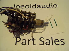 Sansui QRX 6500 Original Synthesizer Decoder Switch. Parting Out QRX 6500
