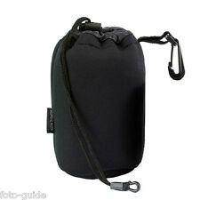 Neopren Objektiv Beutel Aufbewahrungstasche Schutztasche L
