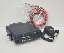 TESTED MOTOROLA CDM750 VHF 42-50 MHZ 60 WATTS 4 CH CDM RADIO LOWBAND LOW BAND