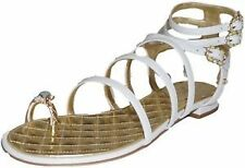4e66b21ef48d CHANEL Women s Patent Leather Sandals and Flip Flops for sale