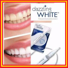 2 X Pen Tooth Teeth Whitening Gel Dental Absolute Dazzling Cleaning White Tool