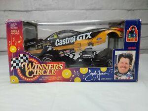 1/24 John Force Winners Circle Elvis edition Funny Car Castrol GTX