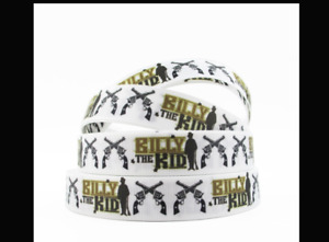 "Billy the Kid ribbon 1m long 7/8"""