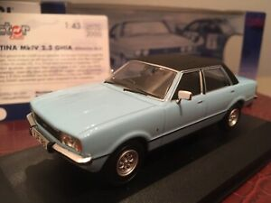 corgi vanguards 1/43 Ford Cortina Mk4 2.3 Ghia