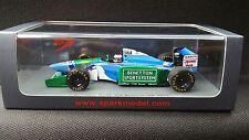 1:43 Spark Benetton B194 Ford Jos Verstappen 1994 Belgian GP F1 S4483