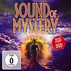 CD DVD Sound Of Mystery 1 von Various Artists 2CDs und DVD Set