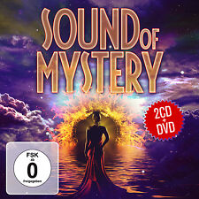 CD DVD sound of Mystery 1 de various artists 2cds et DVD set