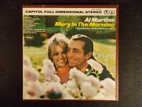 Mary In The Morning by Al Martino (Live) (4-Track 3 3/4 IPS Tape, Capitol)