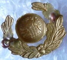 Badge- Vintage The Royal Marines Badge (BRASS, Genuine*)