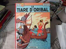 BD ALIX – La tiare d'Oribal – 1977
