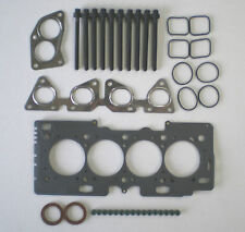 FOR CITROEN SAXO VTS PEUGEOT 106 GTi 1.6 16V TU5J4 HEAD GASKET SET & HEAD BOLTS