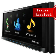 Pioneer AVIC-F700BT AVIC-F710BT Reset Password Removal Unlock Issue Recovery