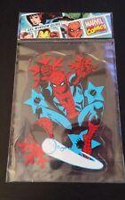 New Marvel Comics Vintage-Style Amazing Spider-man Christmas Gel Window Cling