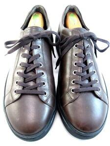 """Allen Edmonds """"PORTER DERBY"""" Men's Sneakers 10 EEE Brown (599)"""
