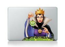 "Snow White EVIL QUEEN MacBook Pro Sticker Vinyl Decal Macbook Air/Pro/Retina 13"""