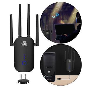 WiFi Extender Wireless Amplifier Internet HD Video Router AP Mode Home EU