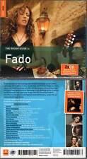 """FADO """"The Rough Guide To"""" (2 CD Digipack) 2012 NEUF"""