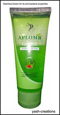 Herbal Aplomb Face Wash Cleanser Removes Impurities Prevent Skin Acne & Pimples.