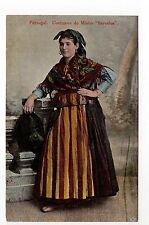 "PORTUGAL Costumes, coutumes Femme en costume Do Minho "" Barcelos """