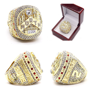 2019-2020 OFFICIAL Toronto Raptors Championship Ring NBA Champions Size 6-15 New