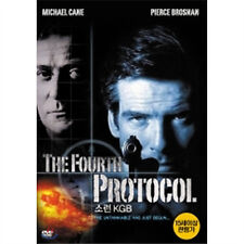 The Fourth Protocol, KGB / John Mackenzie, Michael Caine, 1987 / NEW