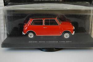 Car Austin Mini Cooper 1973 1/24 #Salvat