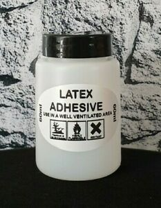 ☢ Latex Rubber Adhesive Glue - 60ml - Sheet Adhesive for Catsuit Dress Mask