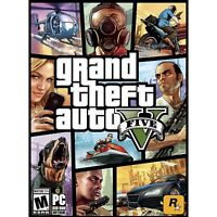 Grand Theft Auto V GTA 5 PC Region Free Global Rockstar Key