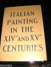 Inscribed by Jean Renoir! Italian Painting in the XIVth and XVth Centuries hb