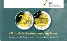 Duitsland 2 euro 2019 Bundesrat - coincard A Berlin - Germany 2€ coin blister