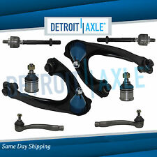 New 8pc Front Upper Control Arm + Suspension Kit for 1996 - 1999 Honda Civic