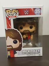 Funko Pop Wwe #35 Mick Foley