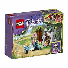 41032 FIRST AID JUNGLE BIKE lego friends set NEW legos freinds EMMA monkey