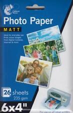 Chiltern Wove 6 X 4 Photo Paper Matt 26 Sheets 235gsm