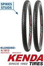 "2x KENDA 29"" Winter Fahrrad Reifen K-1013 KLONDIKE mit 400 SPIKES 54-622 29x2,10"