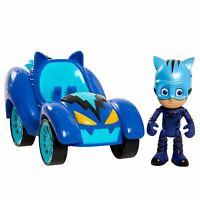 PJ Masks Héroe Blast Vehículo Gato Coche Juguete