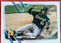2021 TOPPS SERIES 1 JOSH BELL #130 ERROR CARD MISSING FOIL LOGO💥RARE