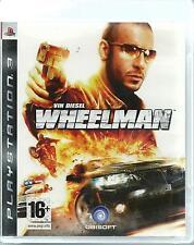 Wheelman(PS3)