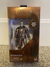 Star Wars Black Series Carbonized Mandalorian 6? Action Figure