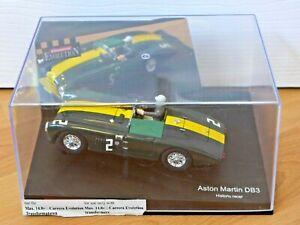 "Carrera Evolution 25433 Aston Martin DB3 ""Race version"""